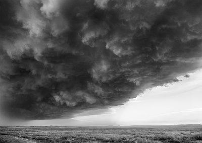 Asperatus Cloud, Texas