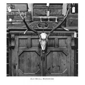 Elk Skull Wardrobe